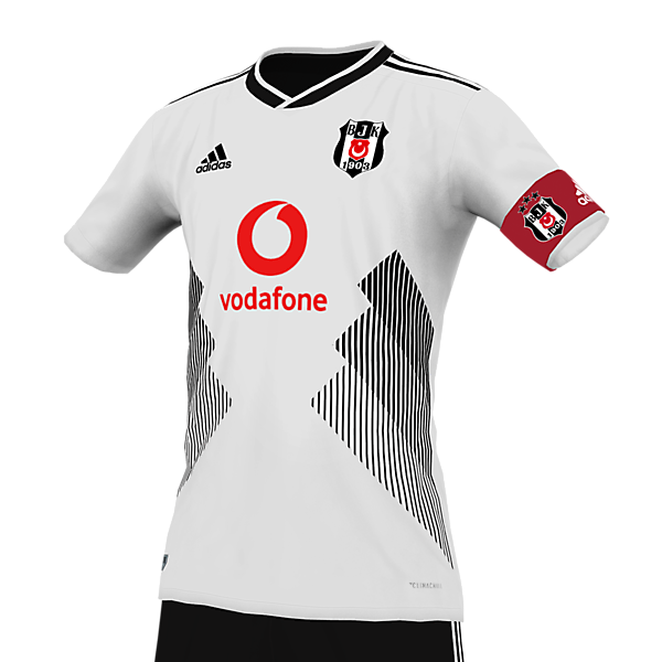 Besiktas 20 home