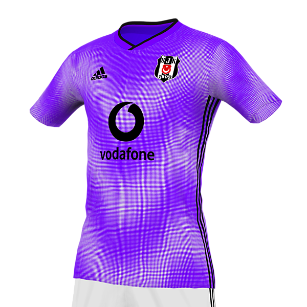 Besiktas 20 third