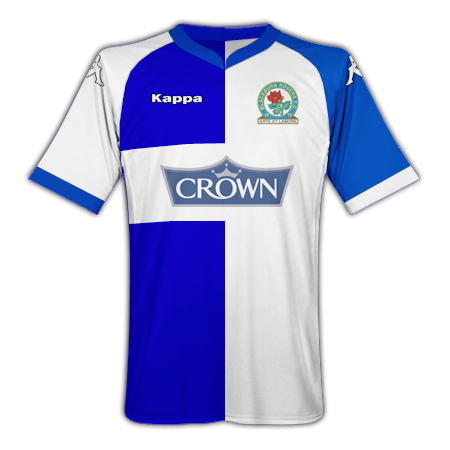Blackburn Rovers Home