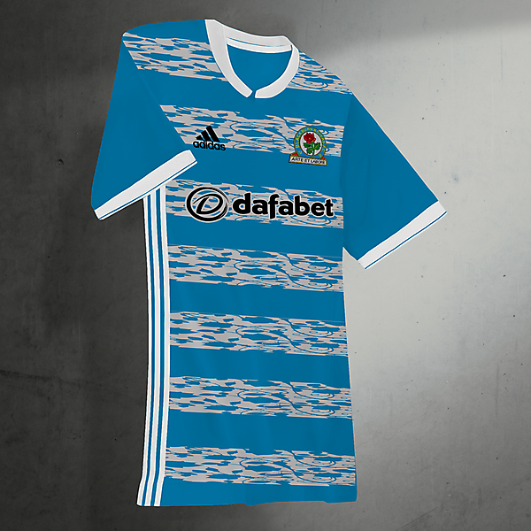 Blackburn Rovers - Home kit