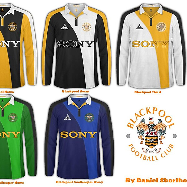 Blackpool Kit Collection