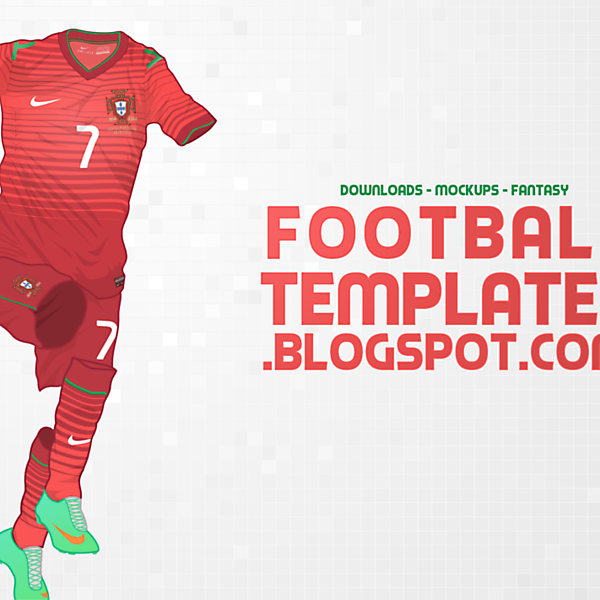 Blog + Portugal 2014 World Cup Kit : Full Kit