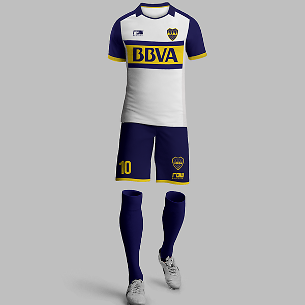 Boca Junior Away