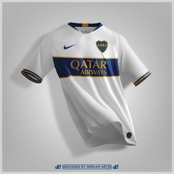 Boca Juniors - Away Kit (2019/20)