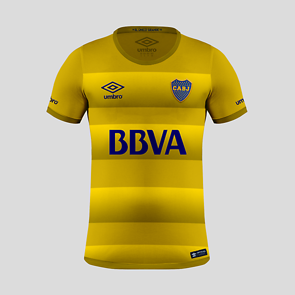 Boca Juniors - Umbro Third Kit