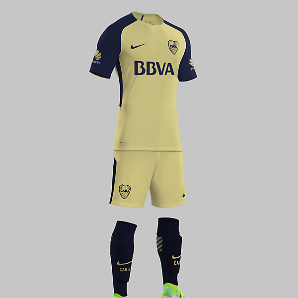 Boca Juniors | third kit