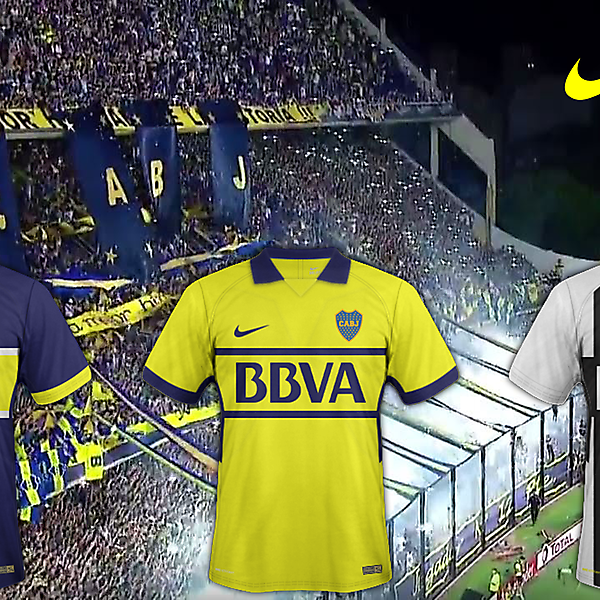 Boca Juniors Fantasy Kit