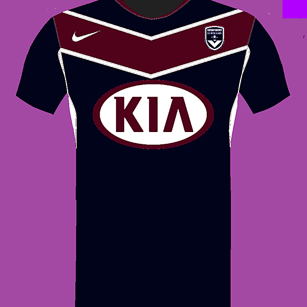 Bordeaux Nike Home