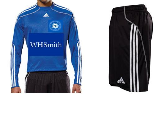 Peterborough United Kit (Home)