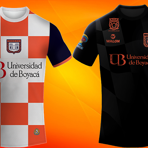 Boyaca Chico Fc - Walon Kits
