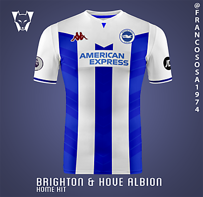 Brighton Kappa home