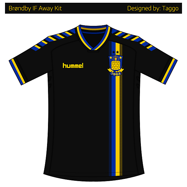 Brondby IF Away Kit