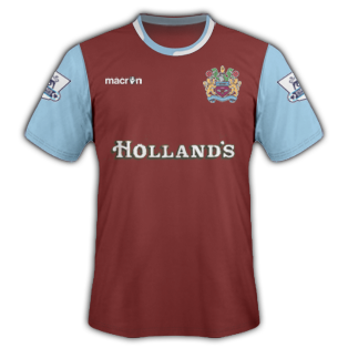 Burnley Home