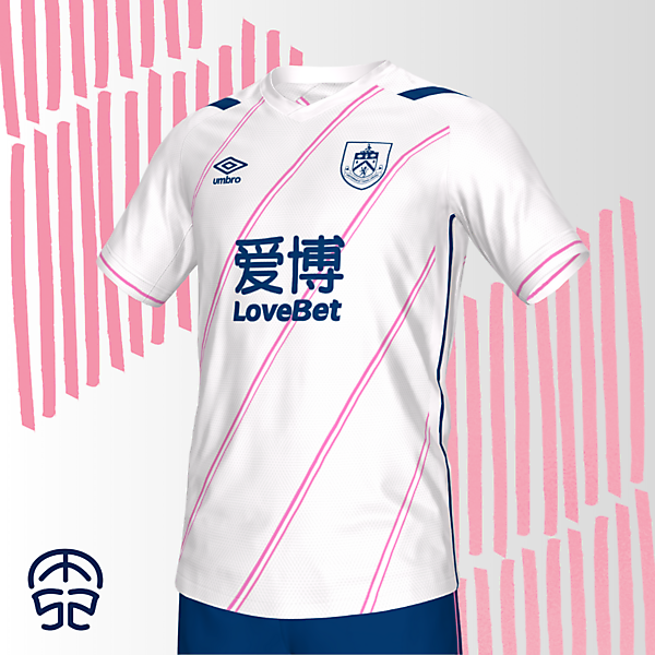 BURNLEY FC AWAY KIT CONCEPT