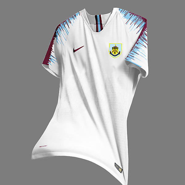Burnley x Nike x Away