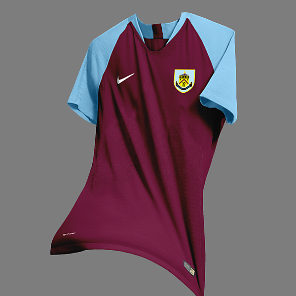 Burnley x Nike x Home