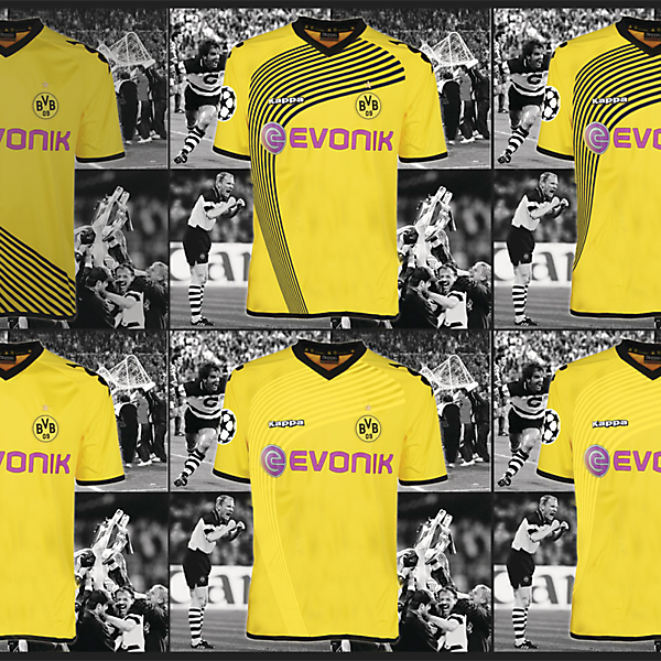 Alternative CL Borussia Dortmund Kit