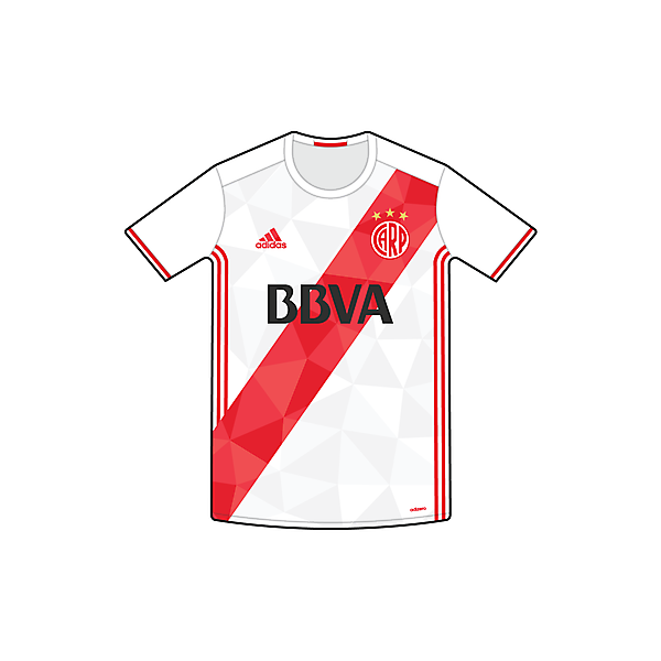 CA River Plate - Home / 2017