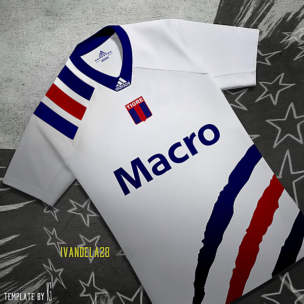 C.A. Tigre Away Kit