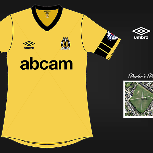 Cambridge United x Umbro