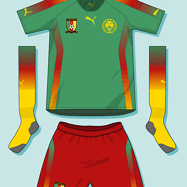 Cameroon Home Kit