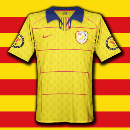 Catalunya National Kits