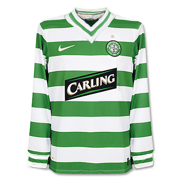 Celtic Nike Home Shirt