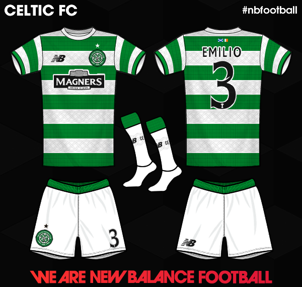 Celtic FC - New Balance