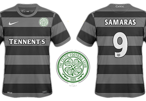 Celtic Glasgow away