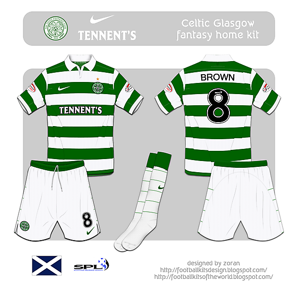 Celtic Glasgow fantasy home