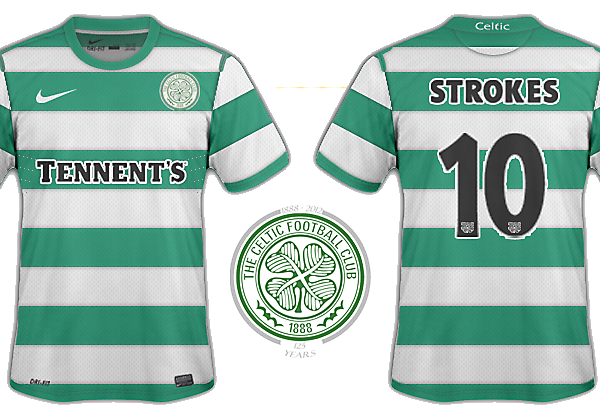 Celtic Glasgow home