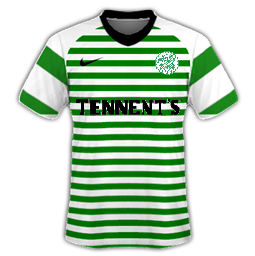 Celtic Football Club Nike Home