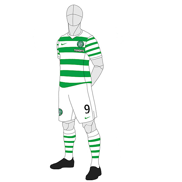 Celtic Home 2013