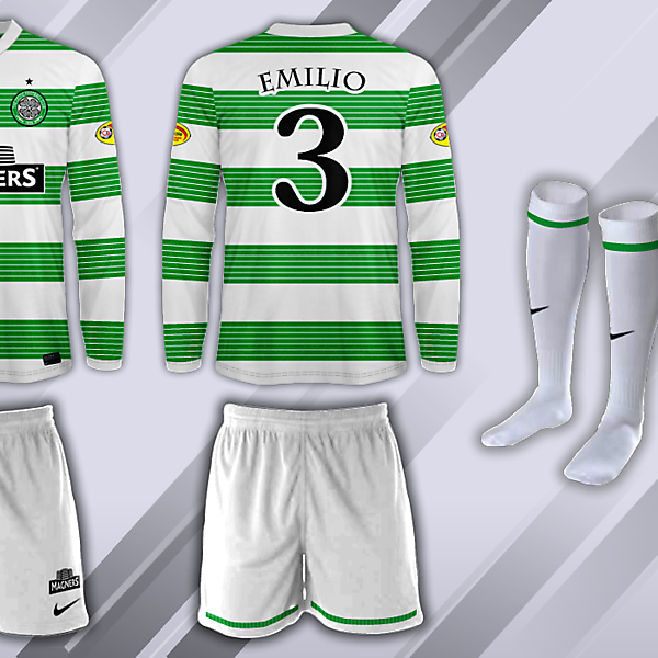 Celtic Home Kit 2013/14