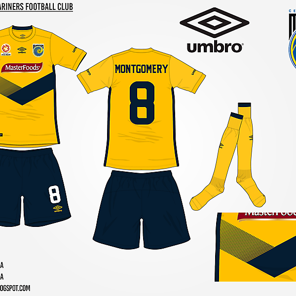 Central Coast Mariners Home