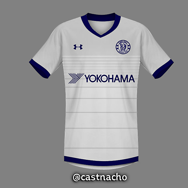 Chelsea FC Under Armour Away Kit
