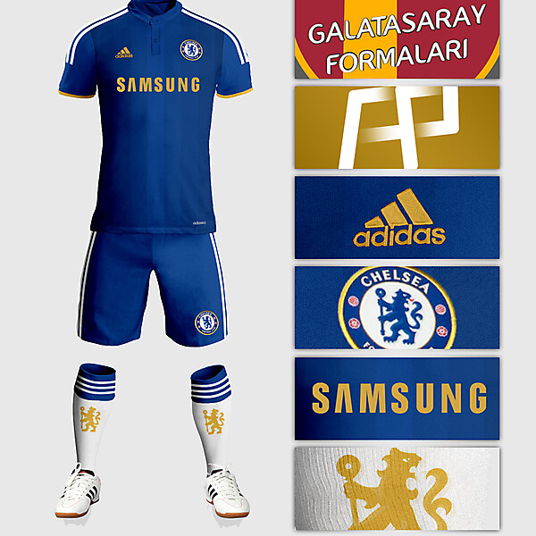 Chelsea Home Kit Design