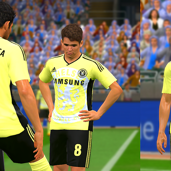 Chelsea yellow/black