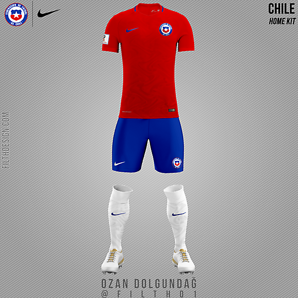 Chile x Nike | Mountain Pathways