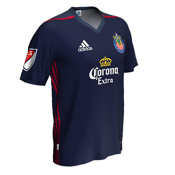 Chivas USA away