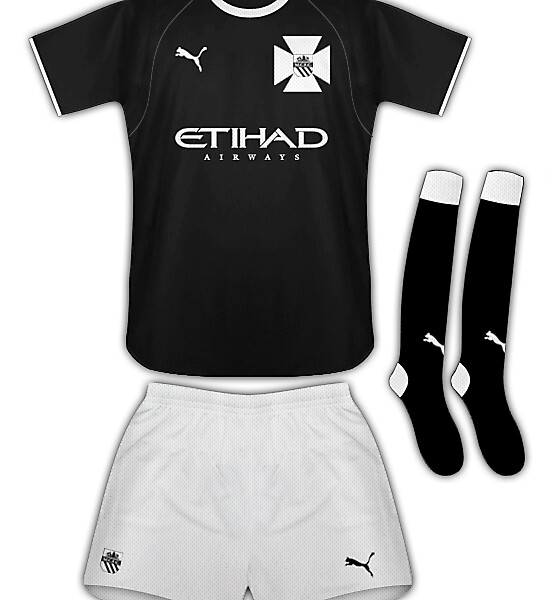 Man City 125 year Anniversary - Away