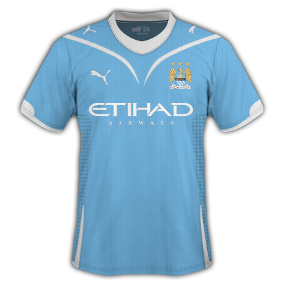 Man City Puma Home