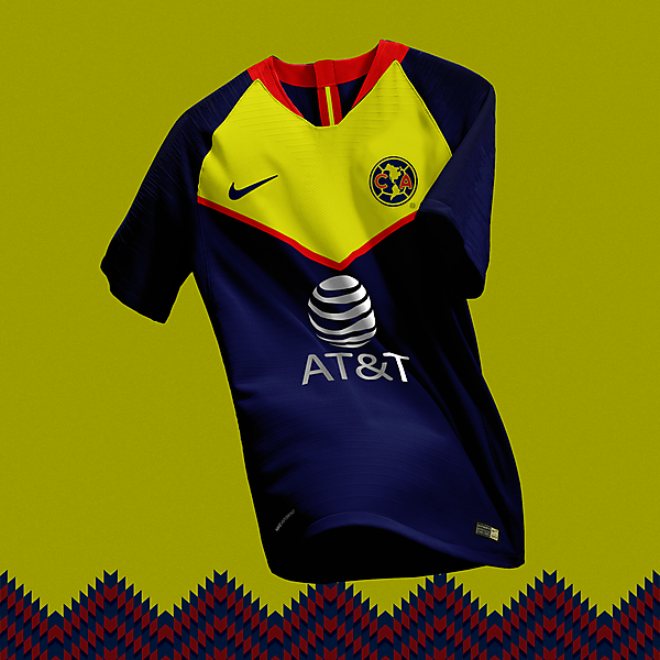 Club America Away Concept Kit