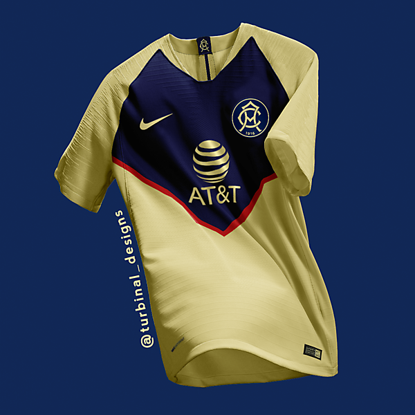 Club América Home Concept Kit