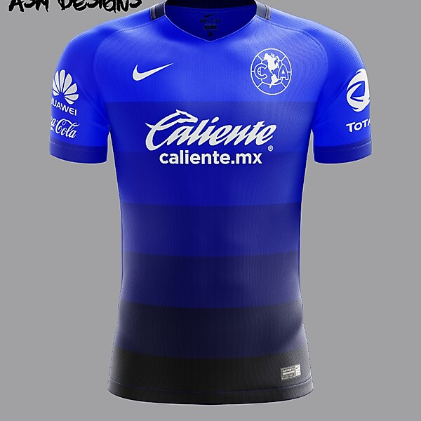Club América Nike 2018 Away Kit