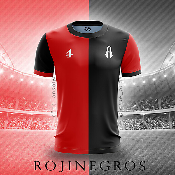 Club Atlas Retro Polo
