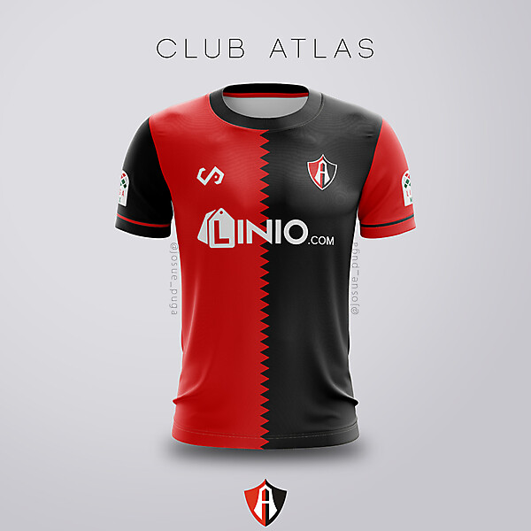 Club Atlas Updated Fantasy Kit