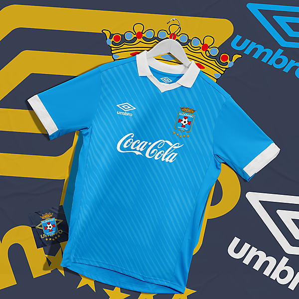 Club Blooming UMBRO Home