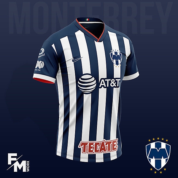 Club de Fútbol Monterrey of Mexico