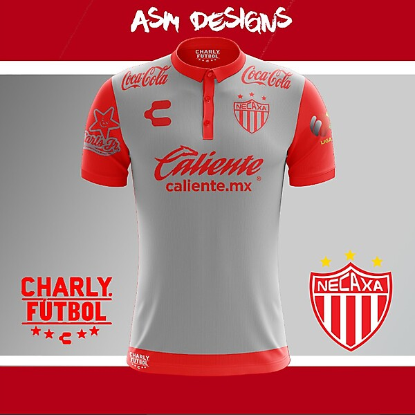 Club Necaxa Charly 2018 Away  Kit